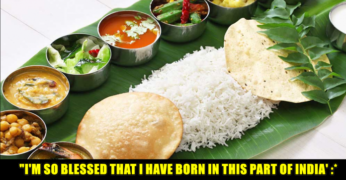 10 dishes that will make feel blessed for being a south indian south indian dishes are not just mouth watering they can be eye watering as well since they are the hottest of all the indian food forumfinder Gallery