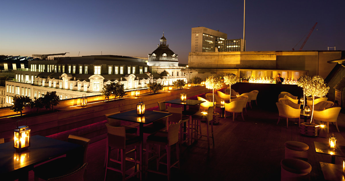 Amazing rooftop restaurants in chennai for the