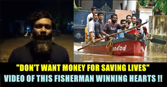 Fishermen from major fishing centres reached worst hit Kerala, Watch Video