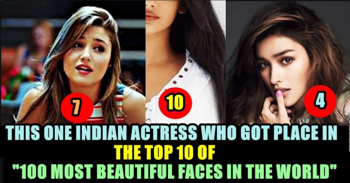 Check Out The One Indian Actress Who Took Place In The Top 10 Of
