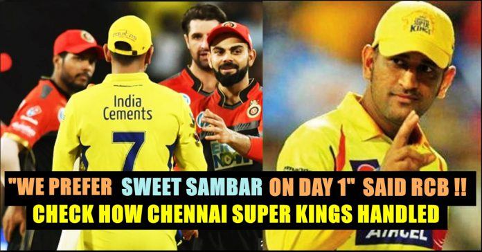 Chennai Super Kings Reply To Royal Challengers Bangalore Is Just Hilarious Check Out Chennai Memes